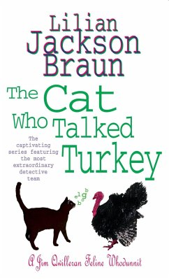The Cat Who Talked Turkey (The Cat Who... Mysteries, Book 26) - Braun, Lilian Jackson