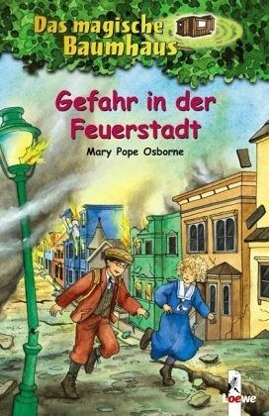Gefahr in der Feuerstadt / Das magische Baumhaus Bd.21 von Mary ...