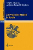 K3 Projective Models in Scrolls