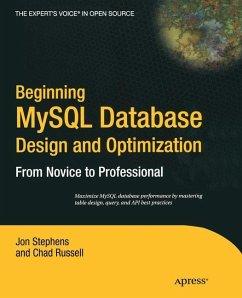 Beginning MySQL Database Design and Optimization