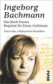 Das Buch Franza- Requiem für Fanny Goldmann