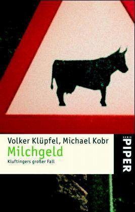 Buch-Reihe Kommissar Kluftinger von Klüpfel & Kobr