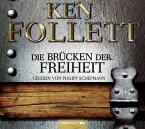 Die Brücken der Freiheit, 5 Audio-CDs
