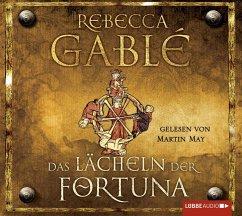 Das Lächeln der Fortuna / Waringham Saga Bd.1 (10 Audio-CDs) - Gable, Rebecca