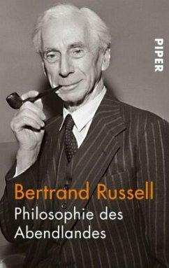 Philosophie des Abendlandes - Russell, Bertrand