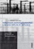 Völkermord und Kriegsverbrechen in der ersten Hälfte des 20. Jahrhunderts