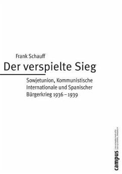 Der verspielte Sieg - Schauff, Frank
