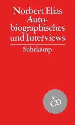 Gesammelte Schriften 17. Autobiographisches und Interviews - Elias, Norbert Elias, Norbert