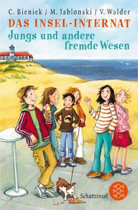 Das Insel-Internat. Jungs und andere fremde Wesen - Bieniek, Christian; Jablonski, Marlene; Walder, Vanessa