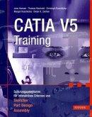 CATIA V5 Training, CD-ROM
