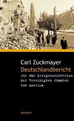Deutschlandbericht für das Kriegsministerium de...