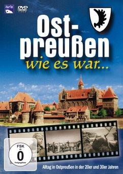 Ostpreußen wie es war . . ., 1 DVD
