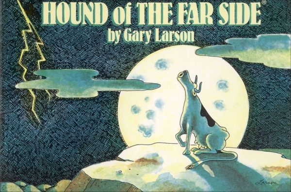 Hound of the Far Side - Larson, Gary