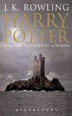 Harry Potter 3 and the Prisoner of Azkaban. Adult Edition