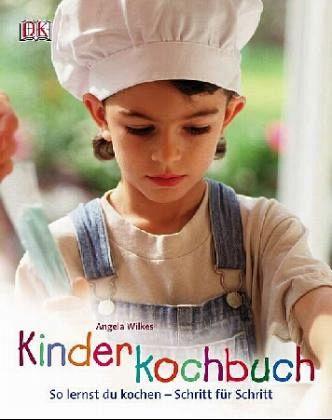 Kinderkochbuch von Angela Wilkes - Buch - buecher.de
