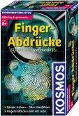 Kosmos 65841 - Mitbringexperimente: Finger-Abdrücke