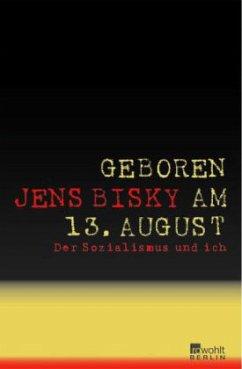 Geboren am 13. August - Bisky, Jens
