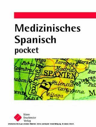 medizinisches spanisch pocket fachbuch. Black Bedroom Furniture Sets. Home Design Ideas