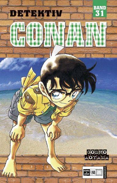 Detektiv Conan Bd.31 - Aoyama, Gosho