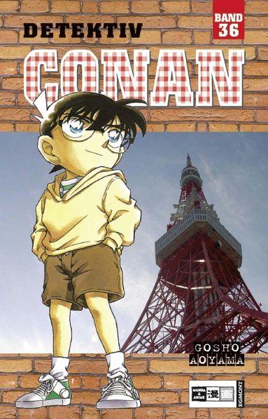 Detektiv Conan Bd.36 - Aoyama, Gosho