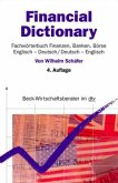 Financial Dictionary. Englisch - Deutsch/Deutsch - Englisch