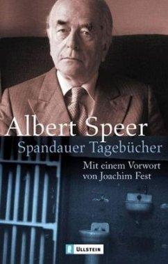 Spandauer Tagebücher - Speer, Albert