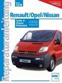 Renault Trafic II / Opel Vivaro / Nissan Primastar Baubeginn bis 2004..