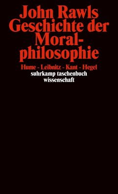 Geschichte der Moralphilosophie - Rawls, John