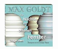 Max Goldt, 1 Audio-CD - Goldt, Max