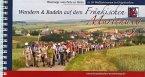 Wandern und Radeln auf dem Fränkischen Marienweg 1 : 75 000