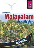 Kauderwelsch Sprachführer Malayalam für Kerala Wort für Wort