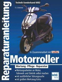 Motorroller - Schermer, Franz J.