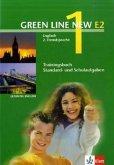 Trainingsbuch Standard- und Schulaufgaben, 6. Schuljahr, m. Audio-CD / Green Line New (E2) Bd..1