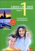 Green Line New 1. Trainingsbuch Schulaufgaben. Bayern