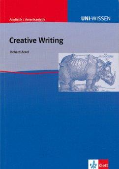 Creative Writing - Aczel, Richard