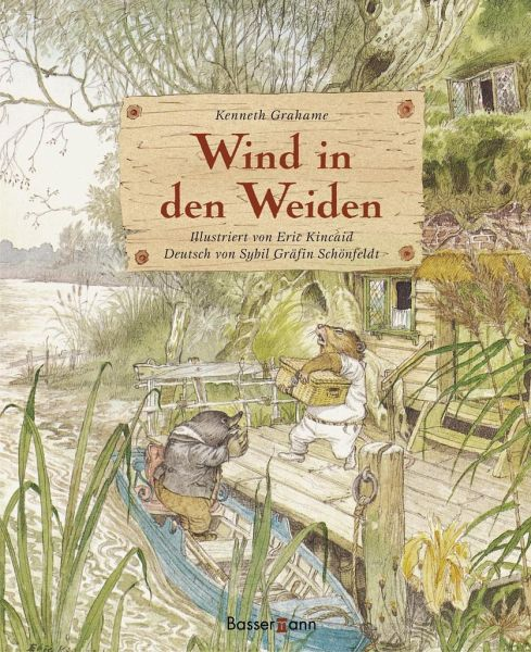 Wind in den Weiden - Grahame, Kenneth