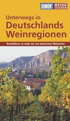 Unterwegs in Deutschlands Weinregionen - Scherf, Dietmar