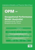 OPM - Occupational Performance Model (Australia)