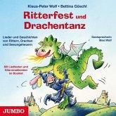 Ritterfest und Drachentanz, 1 Audio-CD