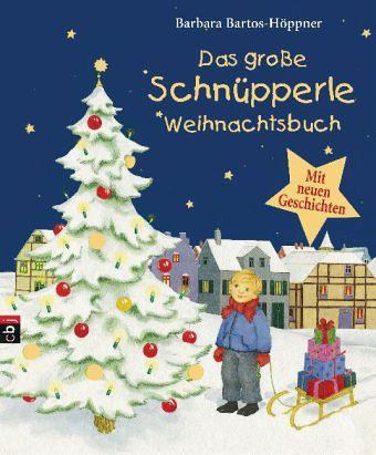 Das große Schnüpperle-Weihnachtsbuch - Bartos-Höppner, Barbara