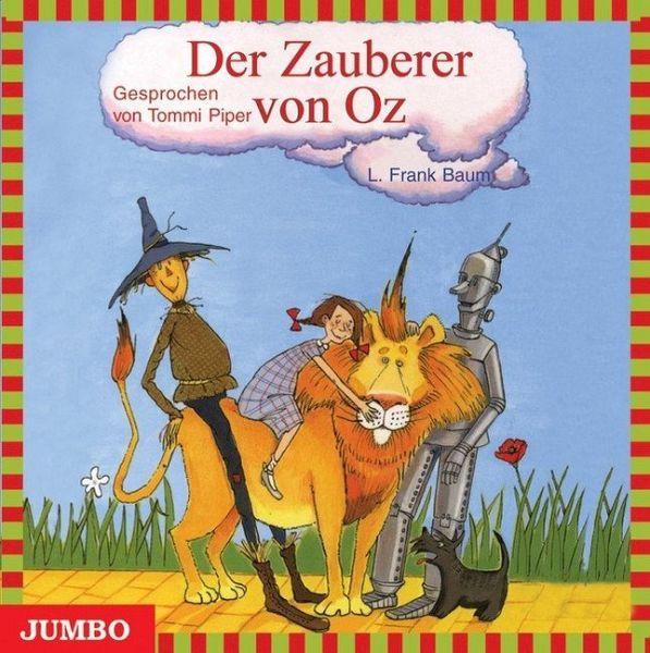 Der Zauberer von Oz, 1 Audio-CD - Baum, L. Frank