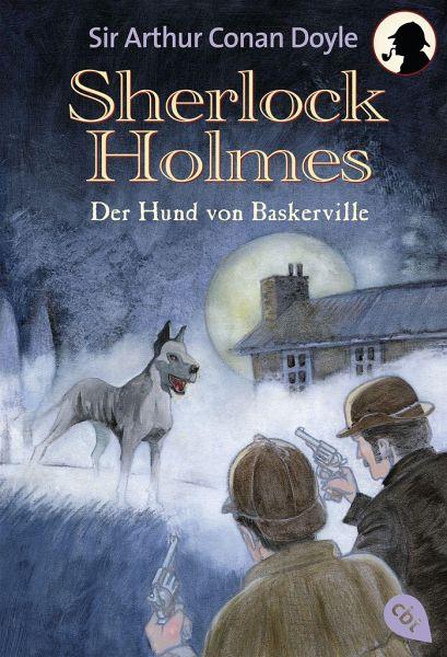 sherlock holmes der hund von baskerville von arthur conan doyle taschenbuch. Black Bedroom Furniture Sets. Home Design Ideas