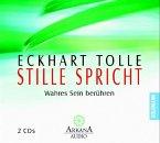 Stille spricht, 2 Audio-CDs