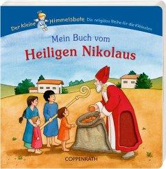 Mein Buch vom Heiligen Nikolaus - Cüppers, Dorothea; Meyer, Birgit