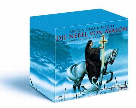 Die nebel von avalon avalon saga bd 6 12 audio cds von for Die nebel von avalon