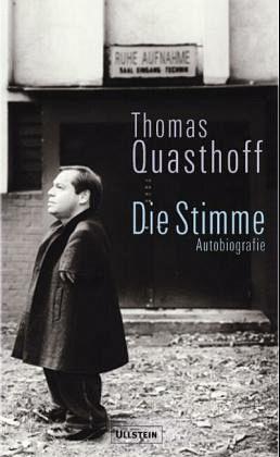 Die Stimme - Quasthoff, Thomas