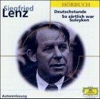 Deutschstunde / So zärtlich war Suleyken, 1 Audio-CD