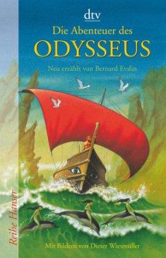 Die Abenteuer des Odysseus - Evslin, Bernard