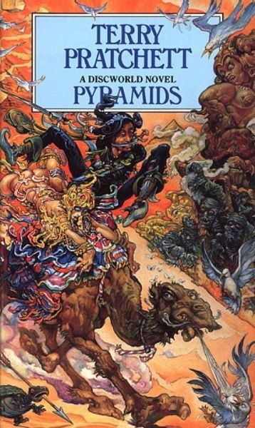 Pyramids - Pratchett, Terry