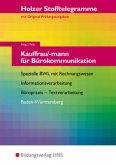 Stofftelegramm Kauffrau/-mann für Bürokommunikation. Aufgaben. Baden-Württemberg
